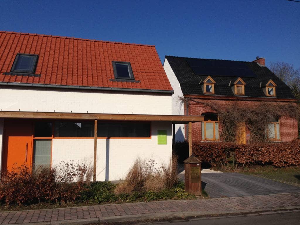 Tournai – Kain, Espace libre